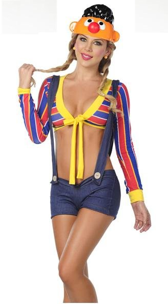 Halloween sexy muppet costume