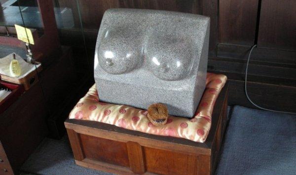 breast temple