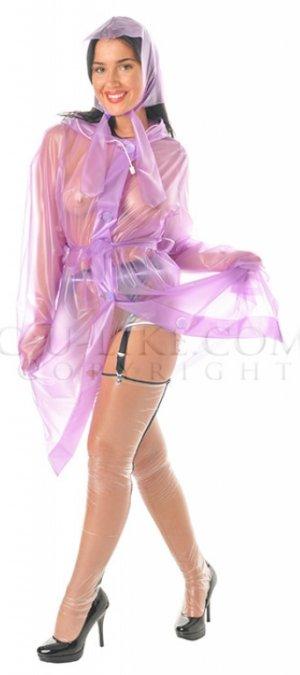 fetish raincoat