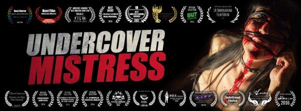 Undercover Mistress awards