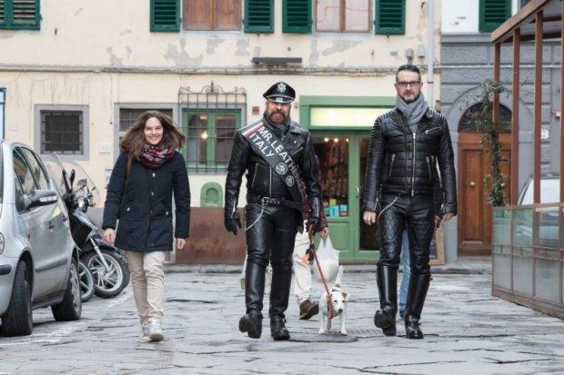 The Italian gay dad initiative