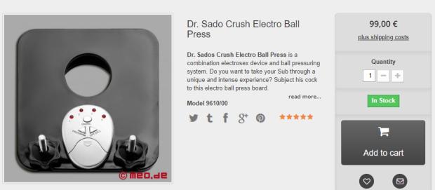 electrified ball press 1