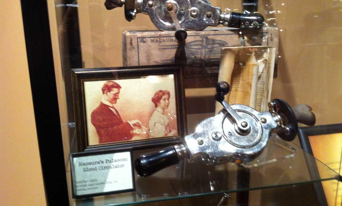 museo dei vibratori antichi