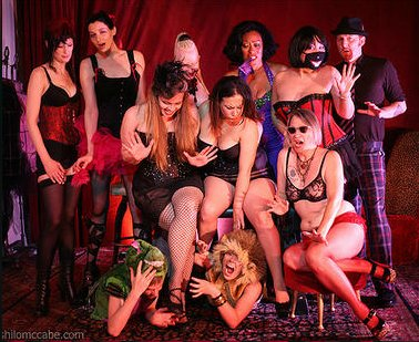 The sexiest circus in the world