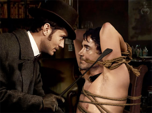 Classic literature was just a bunch of BDSM stories