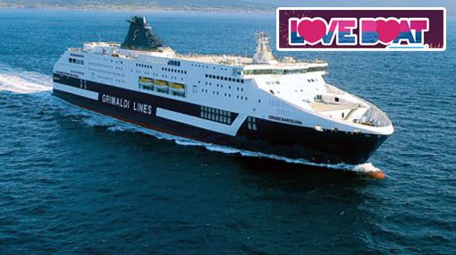 Erotic cruise… or something