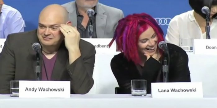 Look who's back: Lana Wachowski and the greatest speech of the year