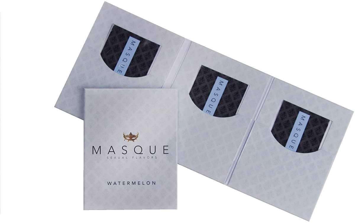 Masque semen gel strips