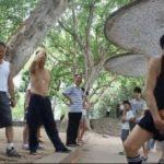 Prendersi a mattonate sulle palle: la strana arte del tie dang gong