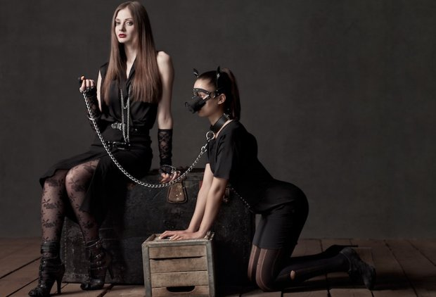 """Looking for the """"true way"""" of BDSM"""