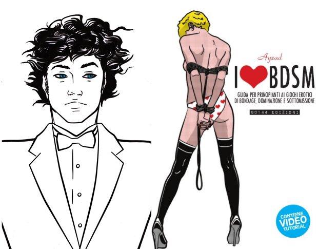 Legami – La recensione di 'I love BDSM'