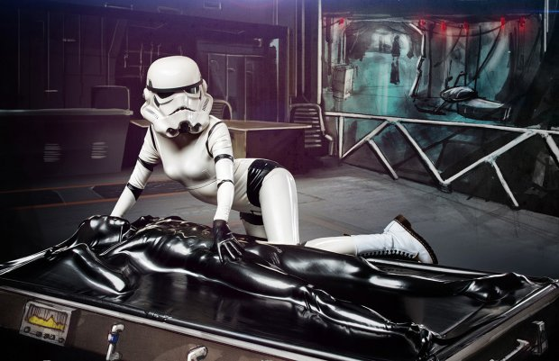 Of Star Wars, magic and jaded kinksters