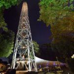 I luoghi di Peccati originali: la Torre Branca