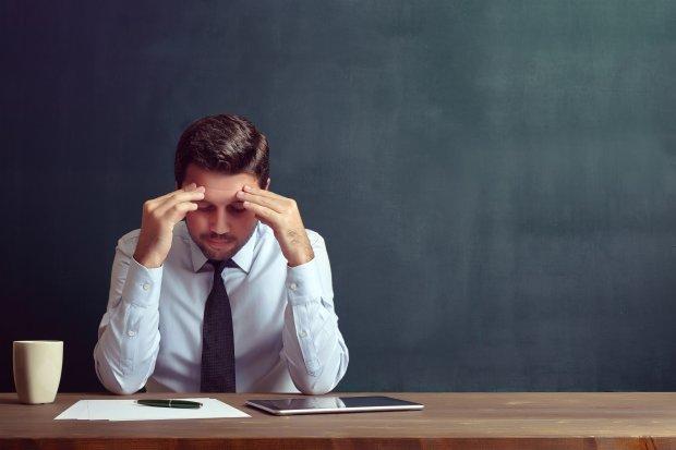 educatore stressato