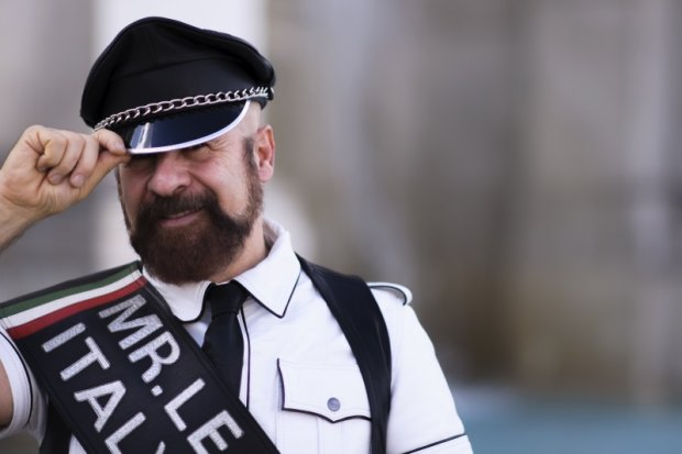 The importance of being Leather – Interview with Fabrizio Paoletti, Mr. Leather Italy 2017