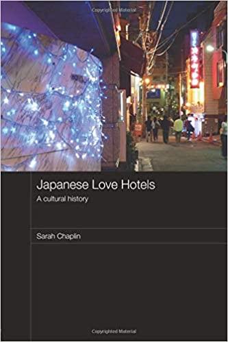 Japanese Love Hotels