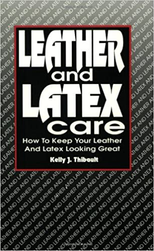 Leather and latex care