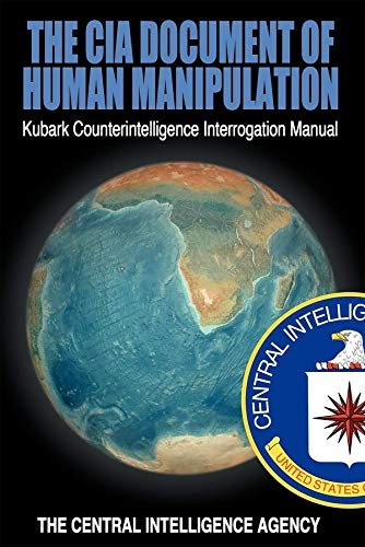 CIA document of human manipulation, The