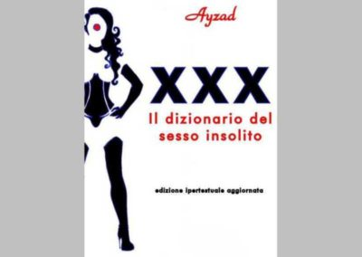 XXX – Il dizionario del sesso insolito (The Dictionary of Unusual Sex)