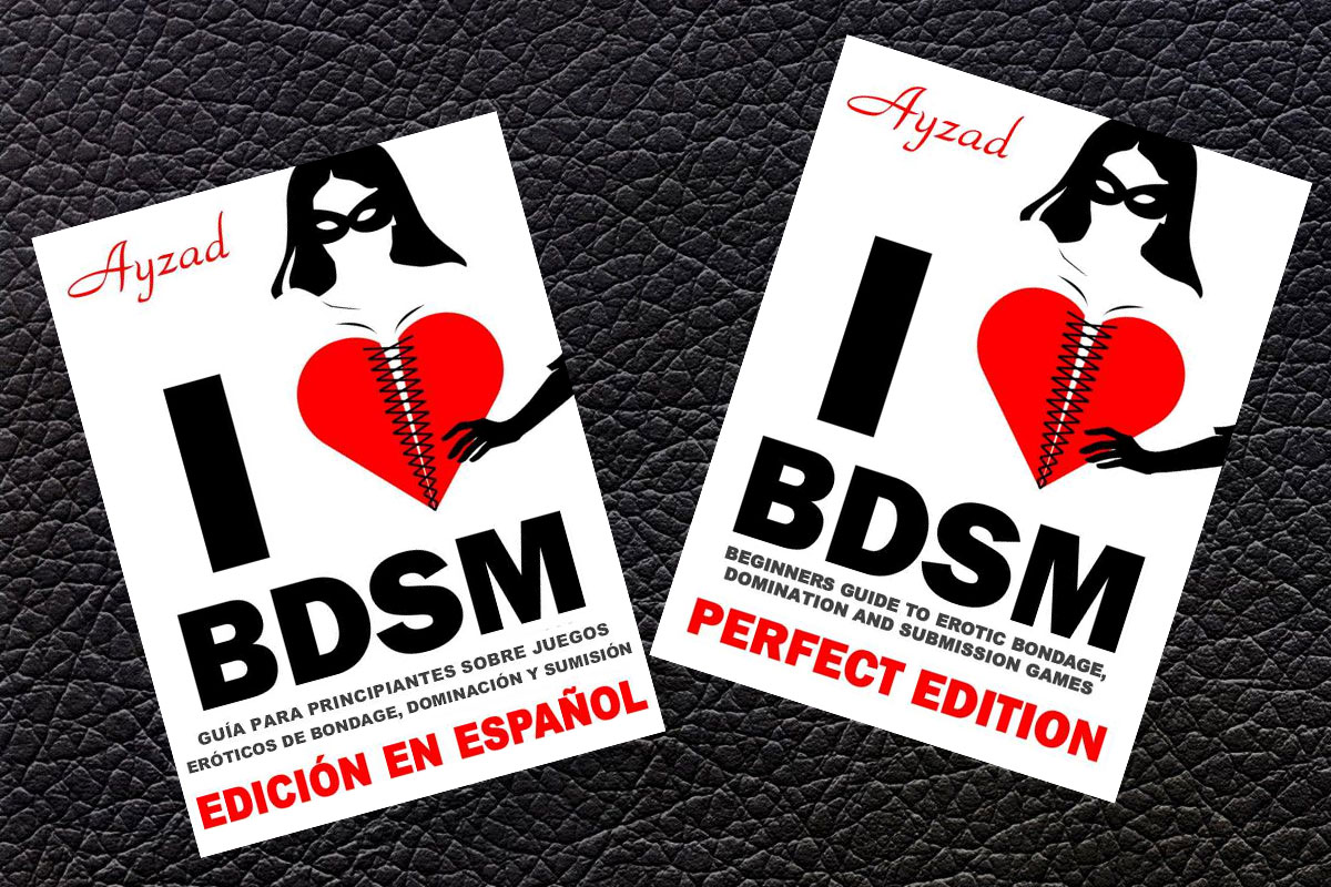 I Love BDSM in English and Spanish