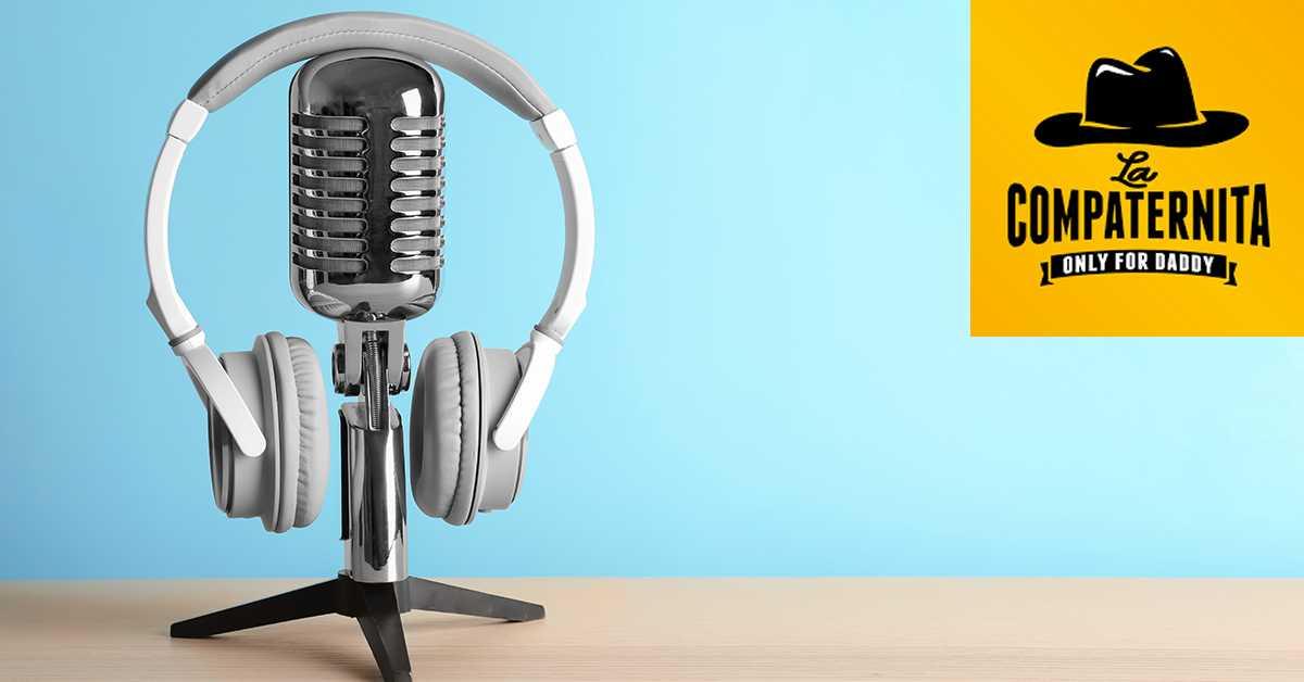 Ayzad ospite sul podcast de La Compaternita